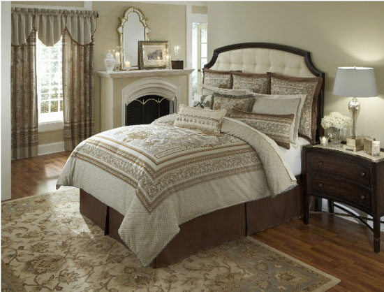 Greenfield counties heirloom bedding