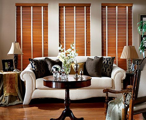 Greenfield Wood Blinds