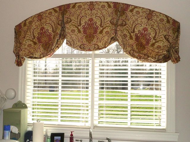 Greenfield custom valances