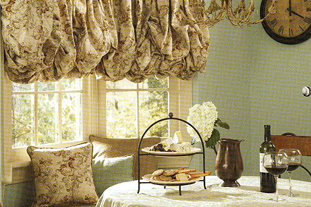 Greenfield Custom Fabric Shades